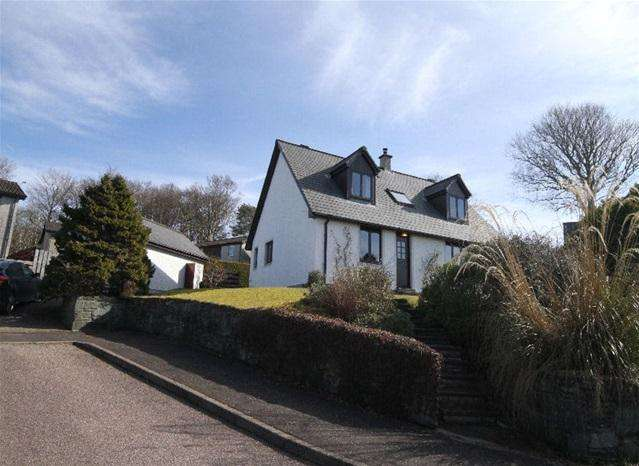 5 Bedrooms Detached House for sale in Ellary Place, Lochgilphead