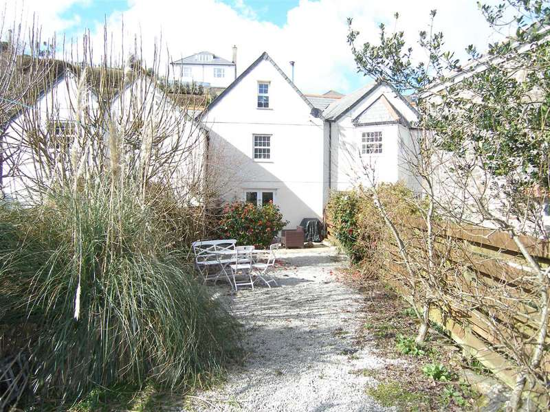 4 Bedrooms Terraced House for sale in Mevagissey, Cornwall, PL26