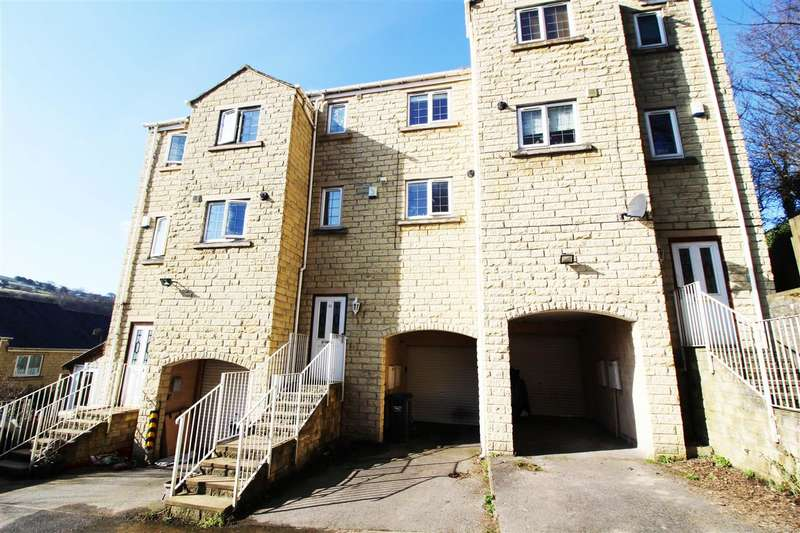 3 Bedrooms Town House for sale in Fairbanks, Sowerby Bridge