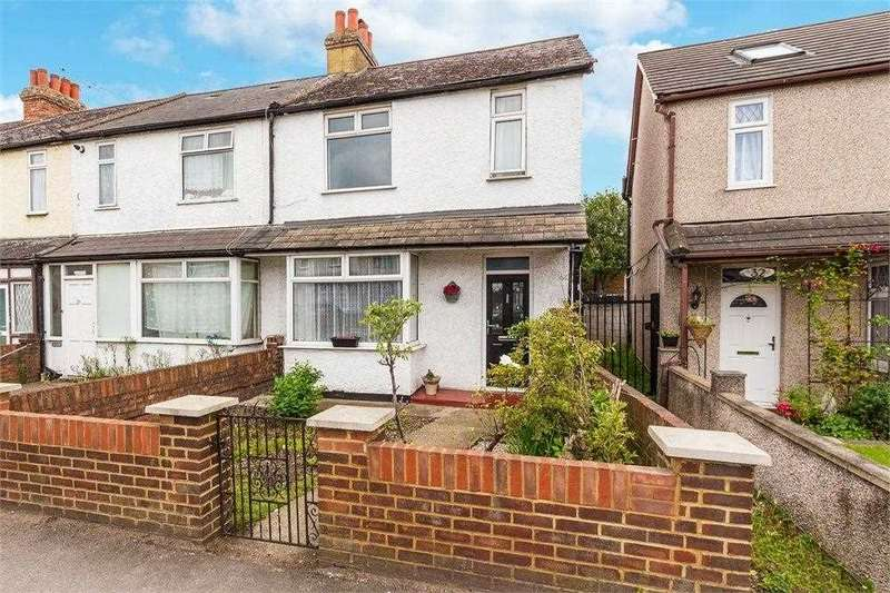 3 Bedrooms Semi Detached House for sale in Dawley Rd,, Hayes