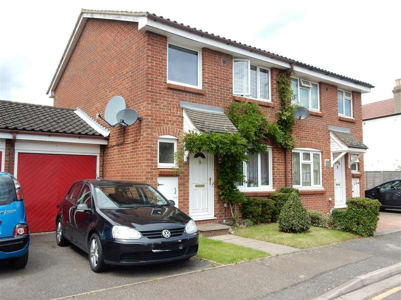 3 Bedrooms Semi Detached House for sale in Raywood Close, Harlington,