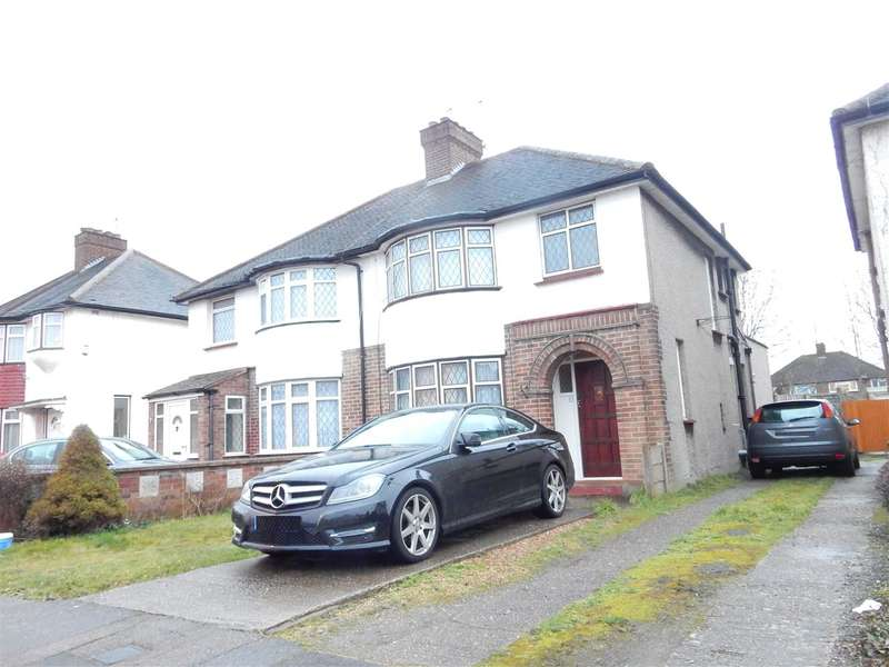 3 Bedrooms Semi Detached House for sale in Colbrook Ave,, Hayes
