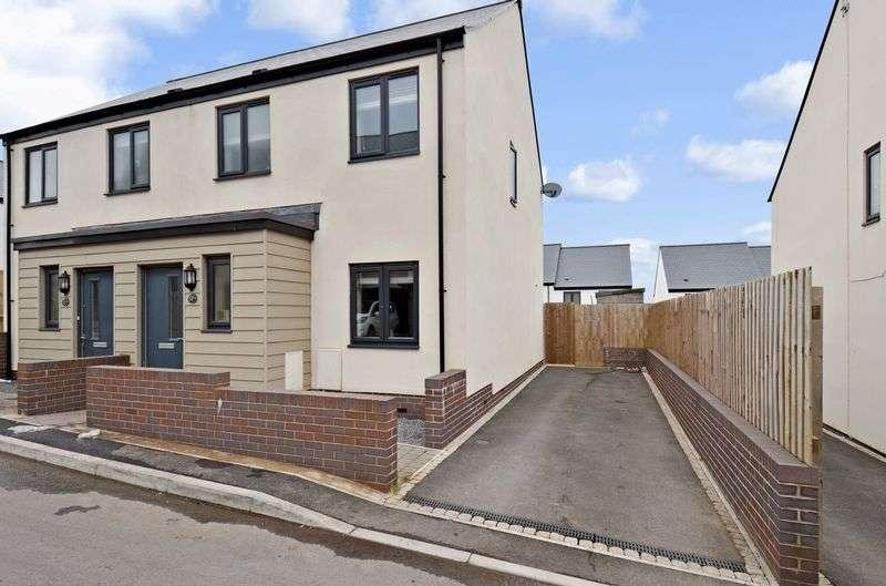 3 Bedrooms Property for sale in Hollyhock Way, Paignton