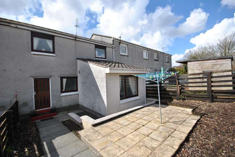 4 Bedrooms Terraced House for sale in Doon Place, Symington, KA1 5RR