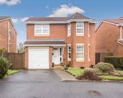 4 Bedrooms Detached House for sale in Formonthills Road, Glenrothes