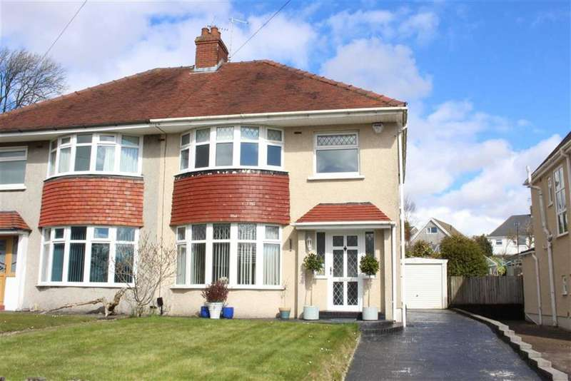3 Bedrooms Semi Detached House for sale in Wimmerfield Crescent, Killay