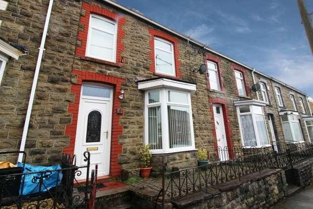 3 Bedrooms Terraced House for sale in Protheroe Street, Maesteg, Mid Glamorgan, CF34 0YN