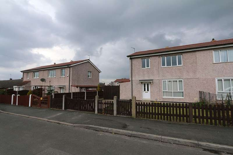 3 Bedrooms Semi Detached House for sale in Monmouth Road, Doncaster, South Yorkshire, DN2
