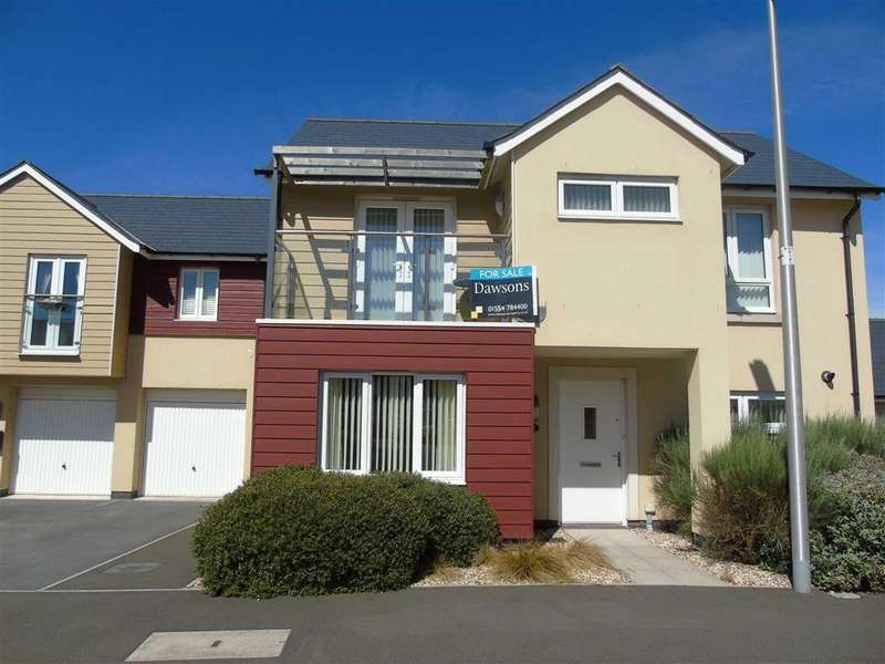 3 Bedrooms Detached House for sale in Rhyd Wen, Machynys, Llanelli