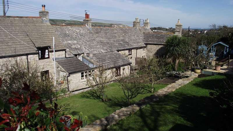 3 Bedrooms Cottage House for sale in New Buildings, Coombe, Swanage BH19