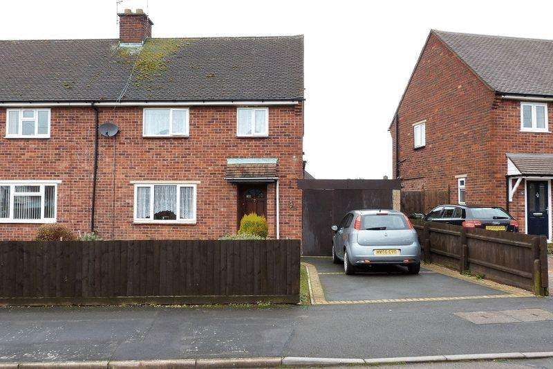 3 Bedrooms Terraced House for sale in East Avenue, Syston