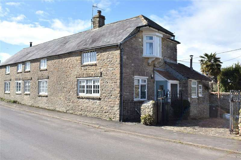 3 Bedrooms Semi Detached House for sale in Swyre, Dorchester, Dorset