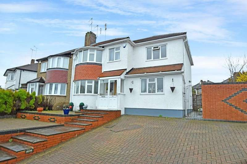 4 Bedrooms Semi Detached House for sale in Gallants Farm Road, East Barnet, EN4