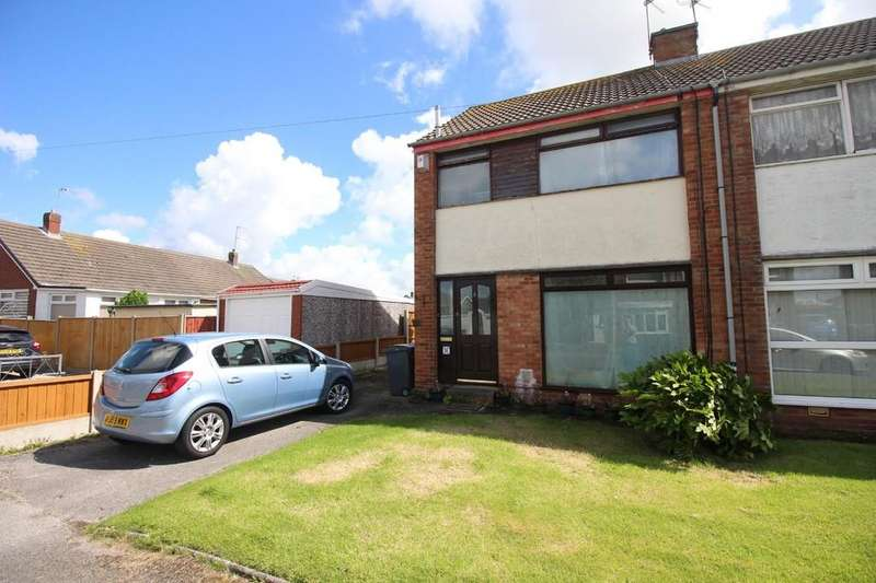 3 Bedrooms Semi Detached House for sale in Epsom Road, Thornton-Cleveleys