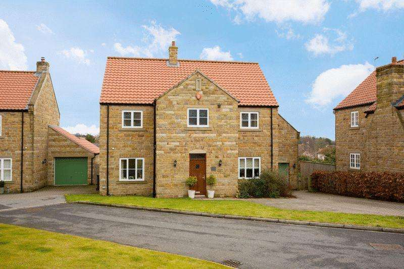 4 Bedrooms Detached House for sale in 2 Thornton View, Pickering