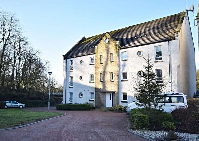 2 Bedrooms Apartment Flat for sale in Gilbert Sheddon Court, Stewarton, East Ayrshire, KA3 5EG