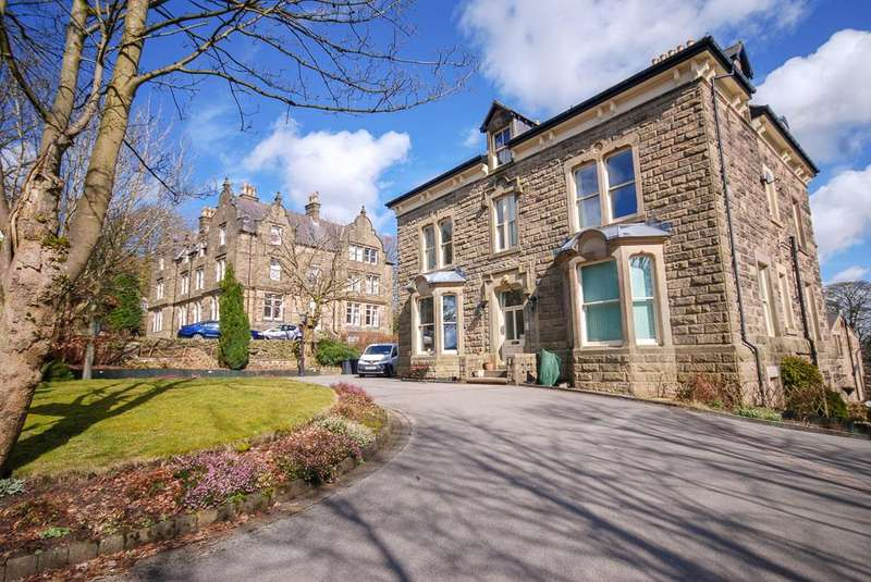 2 Bedrooms Apartment Flat for sale in Alton House, Buxton