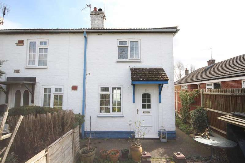 1 Bedroom Cottage House for sale in New Street, SHEFFORD, SG17