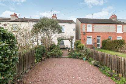 2 Bedrooms End Of Terrace House for sale in Newton Cross Lane, Wirral, Merseyside, CH48