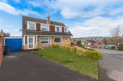 3 Bedrooms Semi Detached House for sale in Broadfields, Exeter