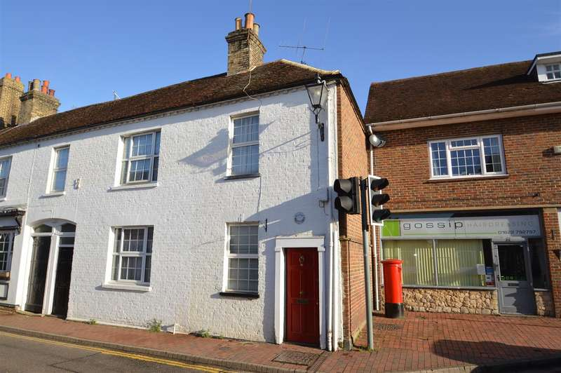 2 Bedrooms Terraced House for sale in High Street, Aylesford