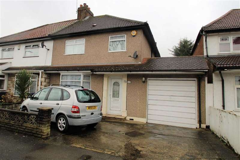 3 Bedrooms Semi Detached House for sale in Betham Road, Greenford