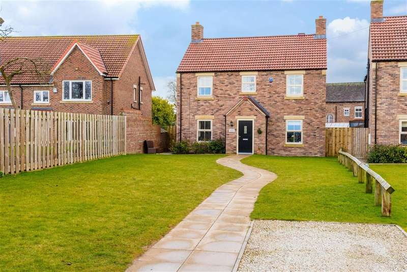 4 Bedrooms Detached House for sale in Back Lane, Boroughbridge, York, YO51 9FE