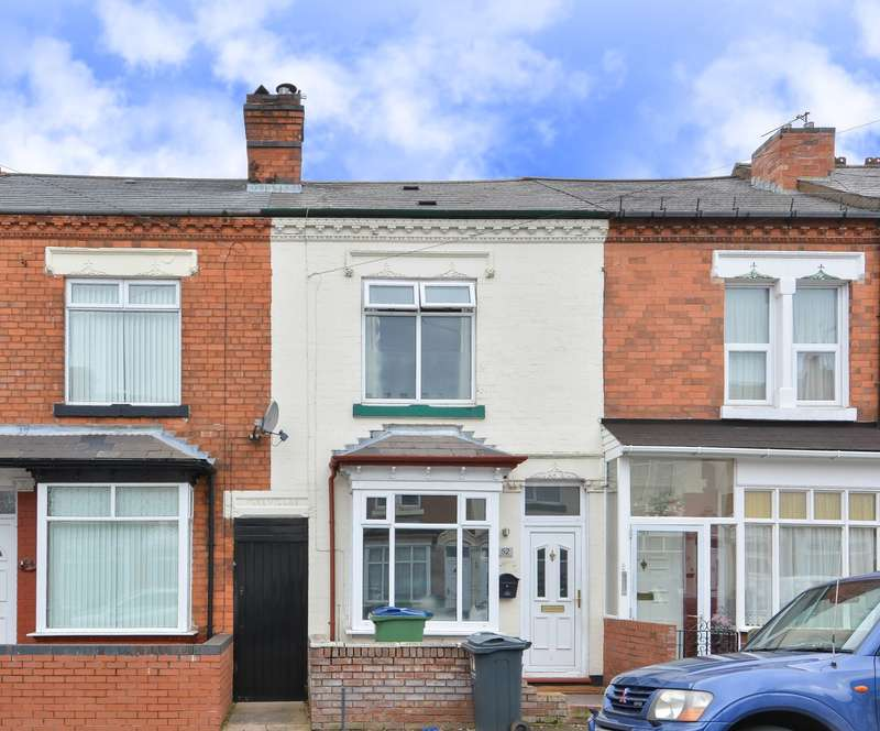 3 Bedrooms Terraced House for sale in Rawlings Road, Bearwood, B67