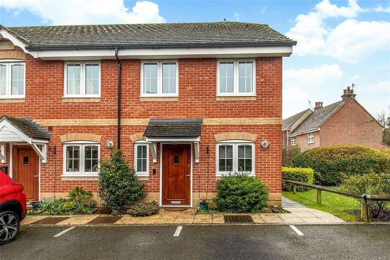 3 Bedrooms End Of Terrace House for sale in Grove Place, Winchester, Hampshire, SO22