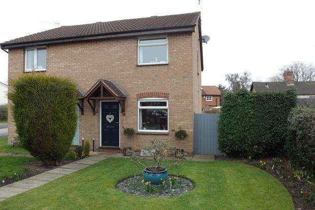 2 Bedrooms Semi Detached House for sale in Dean Close, Wollaton, Nottingham, NG8