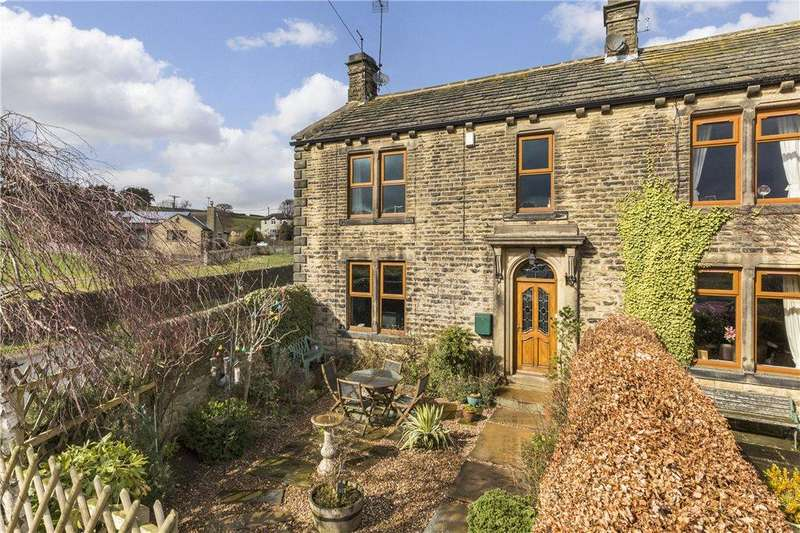 4 Bedrooms Unique Property for sale in Low Springs, Baildon, West Yorkshire