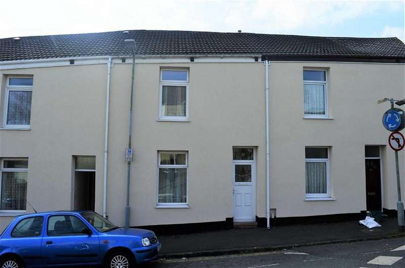 2 Bedrooms Terraced House for sale in Convent Street, Swansea, SA1