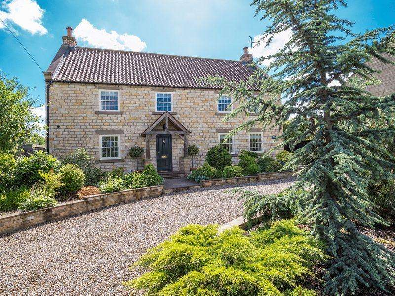 5 Bedrooms Detached House for sale in Beck House, Slingsby, York