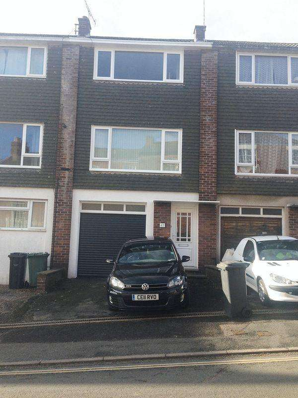 3 Bedrooms Terraced House for rent in Devonshire Place, Exeter