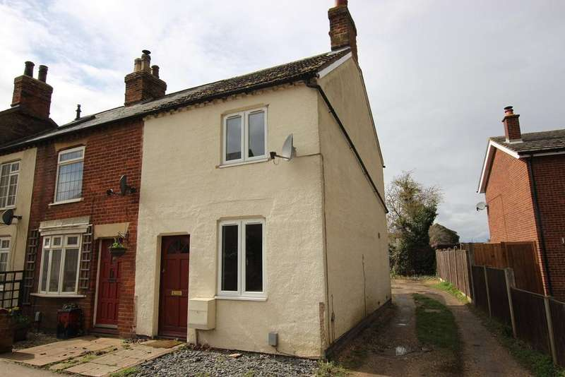 2 Bedrooms Cottage House for sale in High Street, Langford, Biggleswade, SG18