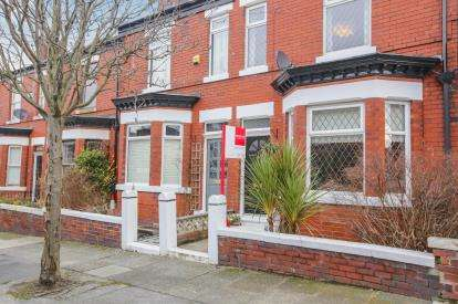 2 Bedrooms Terraced House for sale in Ashton Street, Woodley, Stockport, Cheshire