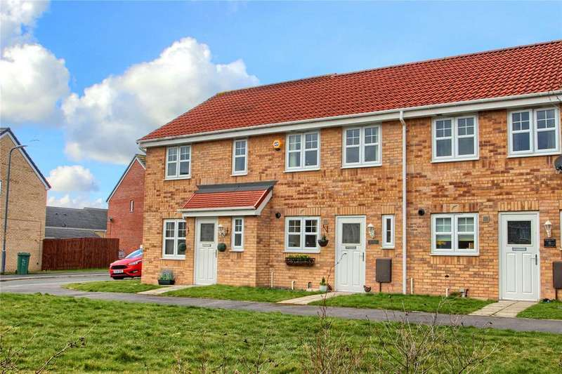 2 Bedrooms Terraced House for sale in Aristotle Drive, Hardwick Green