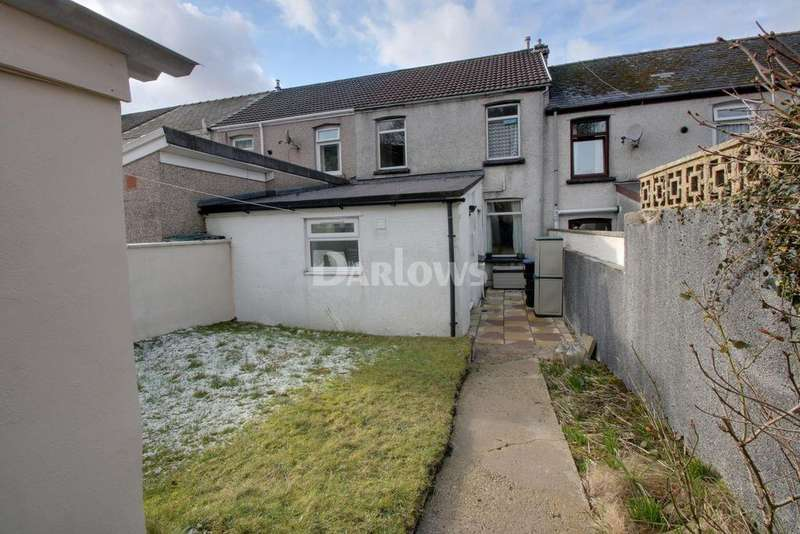 3 Bedrooms Terraced House for sale in Bennett Street, Blaina, Blaenau Gwent