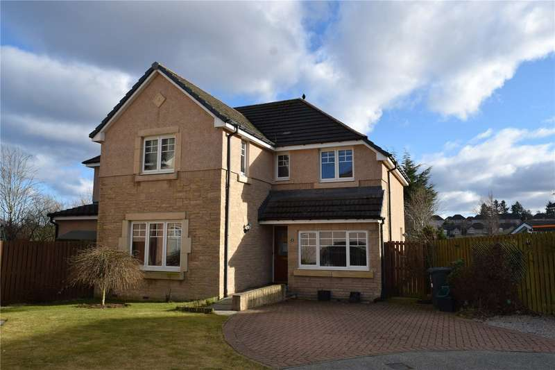 6 Bedrooms Detached House for sale in 5 Hallforest Crescent, Kintore, Inverurie, Aberdeenshire, AB51