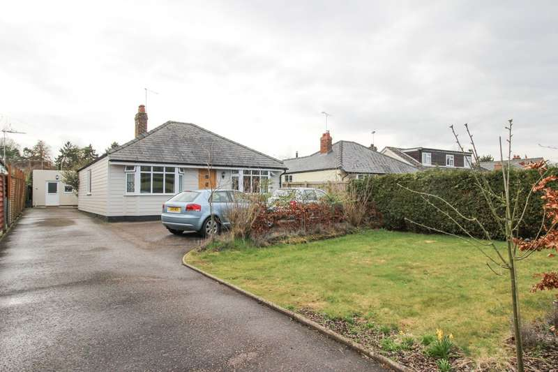 3 Bedrooms Detached Bungalow for sale in Ashley Road, Newmarket