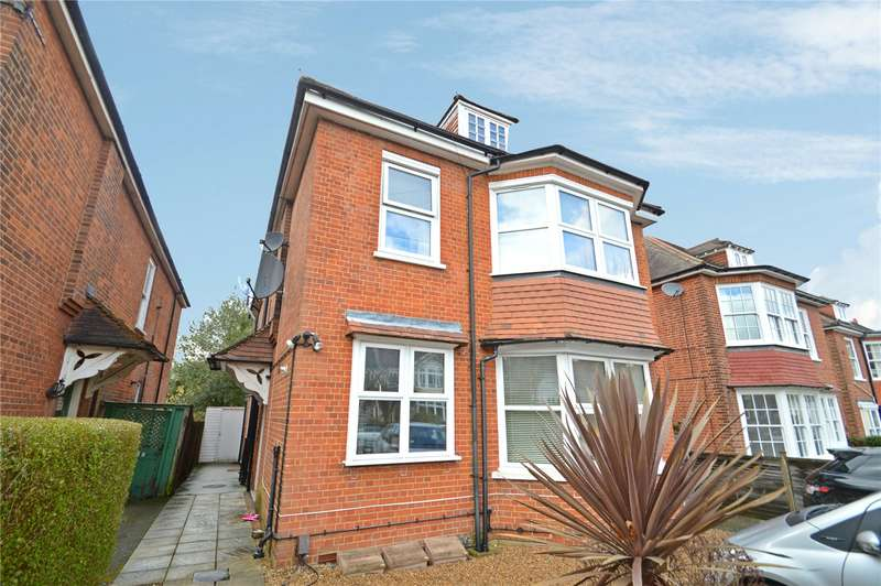 2 Bedrooms Apartment Flat for sale in Northampton Road, Addiscombe