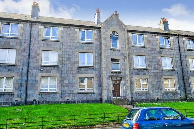 2 Bedrooms Flat for sale in 130 Glenbervie Road, Aberdeen