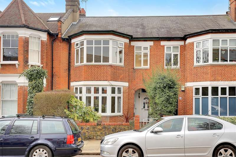 1 Bedroom Flat for sale in Coniston Road, Muswell Hill, London