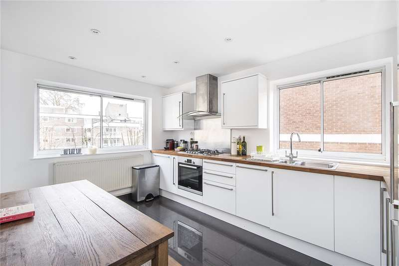 2 Bedrooms Flat for sale in Ashcombe Court, 31 Carlton Drive, London, SW15