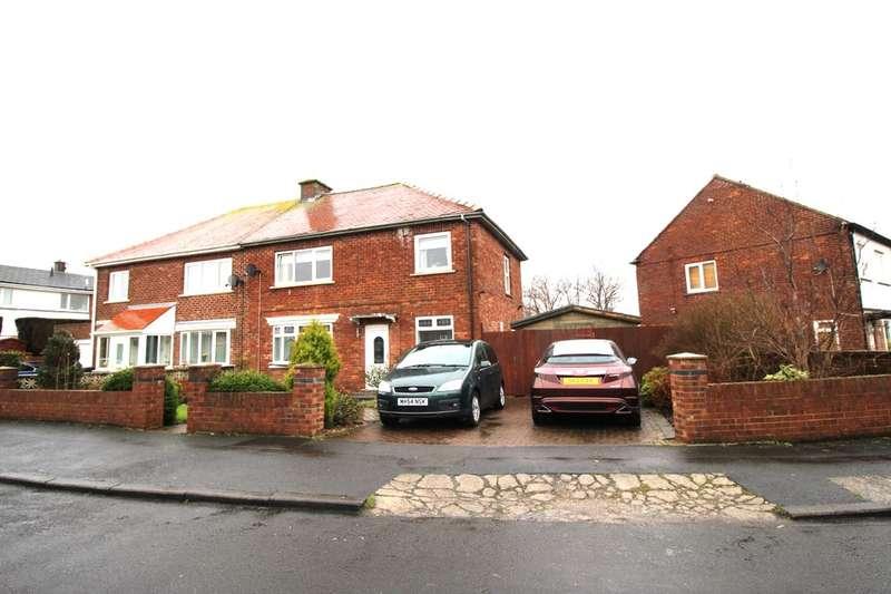 4 Bedrooms Semi Detached House for sale in Barnard Grove, Jarrow, NE32