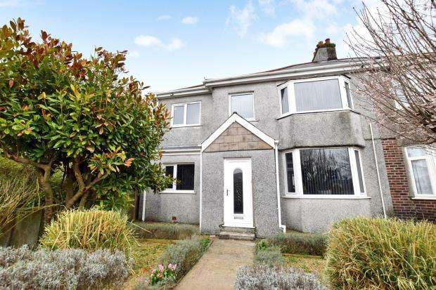 6 Bedrooms Semi Detached House for sale in Crownhill Road, Plymouth, Devon