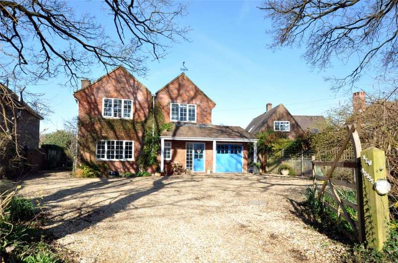 4 Bedrooms Detached House for sale in Fordwater Road, Chichester, West Sussex, PO19
