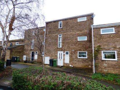 4 Bedrooms Terraced House for sale in Norburn, Bretton, Peterborough, Cambridgeshire