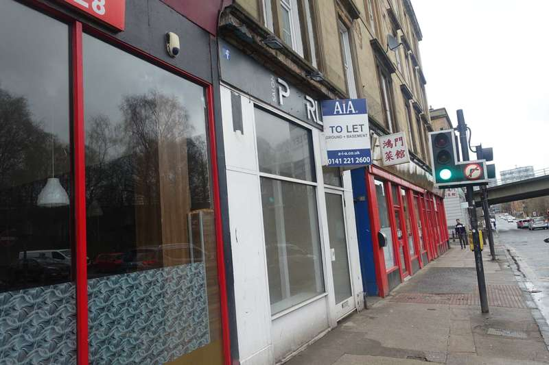 1 Bedroom Commercial Property for rent in St Georges Road, Glasgow