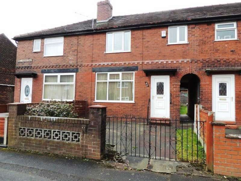 3 Bedrooms Semi Detached House for sale in Bell Clough Road, Droylsden, Manchester